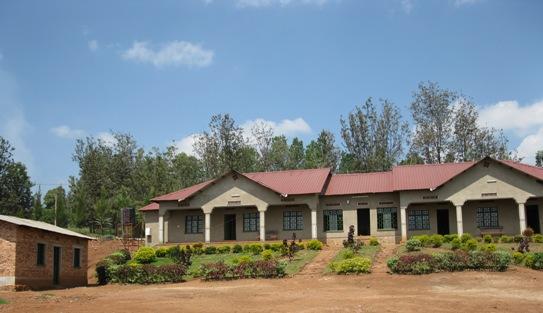 A photo of Quaker Peace House, Kigali, Rwanda